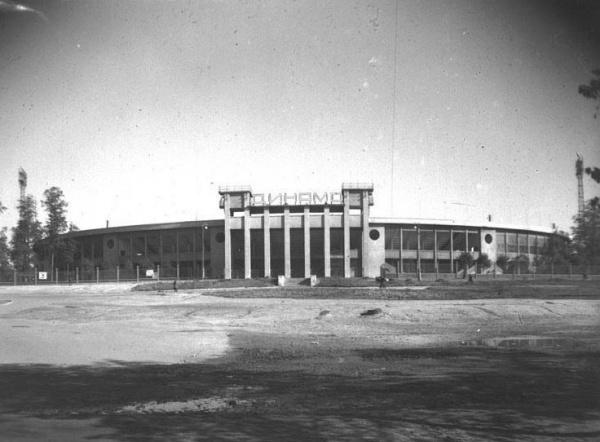 Le stade Dynamo en 1929