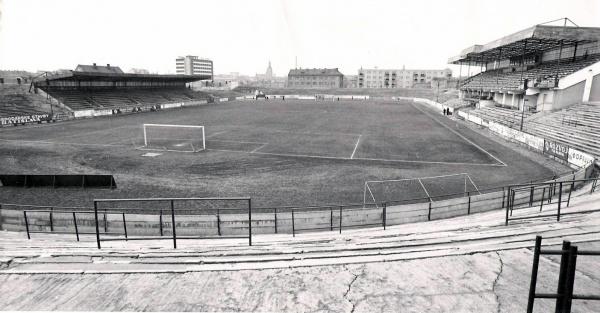 Štadión Antona Malatinského.
