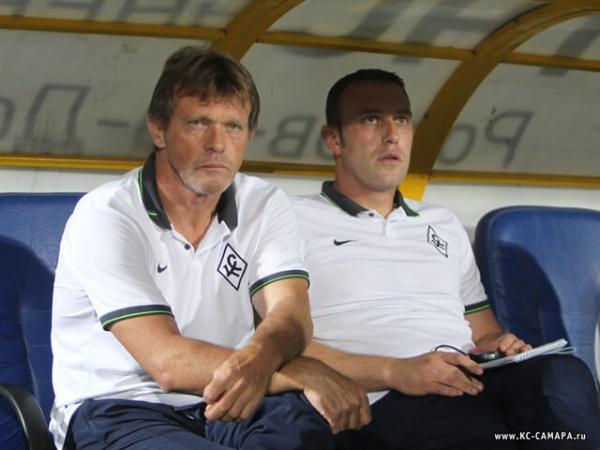 Bart sur le banc, aux côtés du Coach !