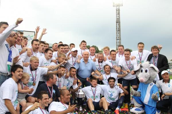 Espérons que le Krylya Sovetov est de nouveau quelque chose à fêter en cette saison.