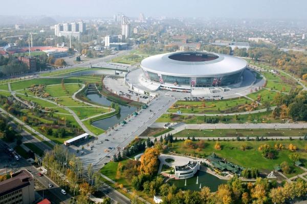 La fameuse Donbass Arena