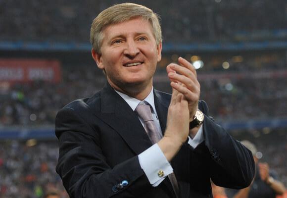 Akhmetov, le richissime propriétaire du Shakhtar